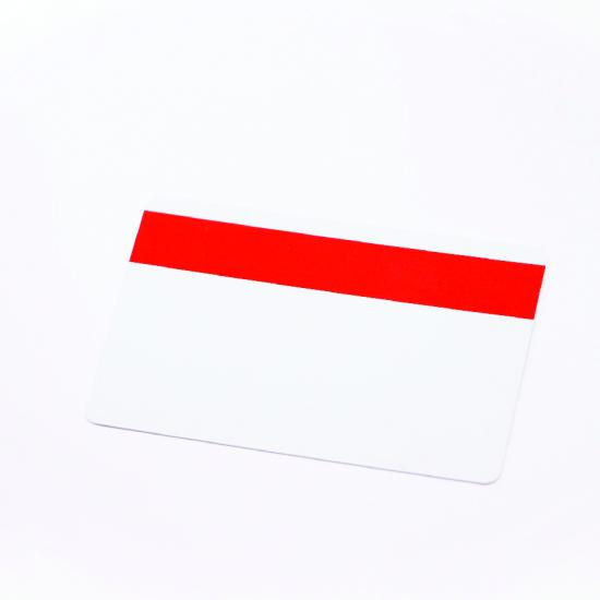 Red Magnetic Stripe